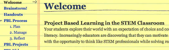 Pbl-resource-site